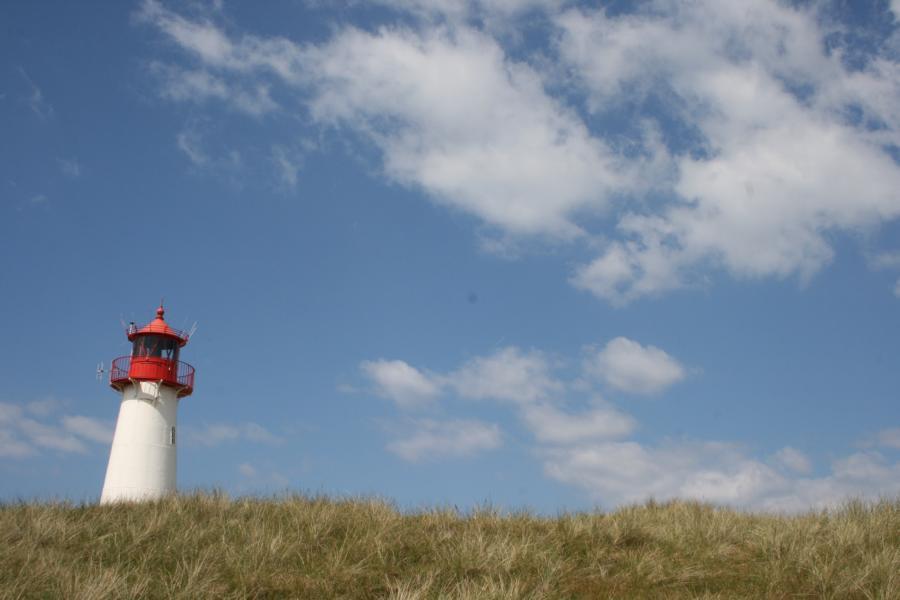 Typisch Sylt: Ausflugsziel Leuchtturm List-Ost