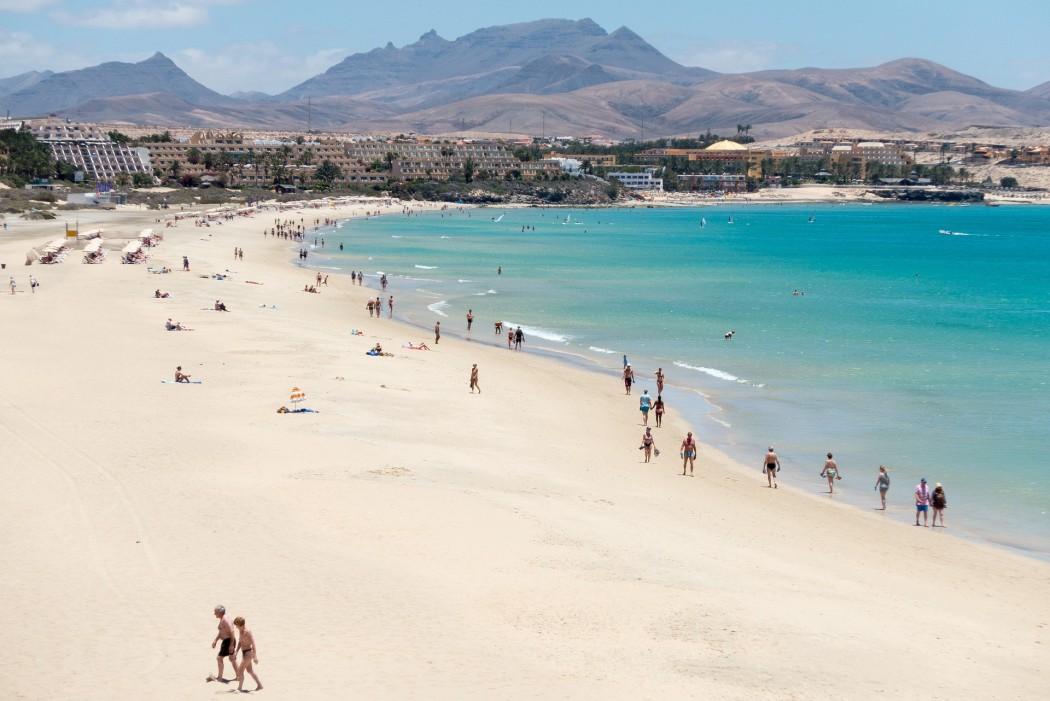 Typisch Fuerteventura: Costa Calma