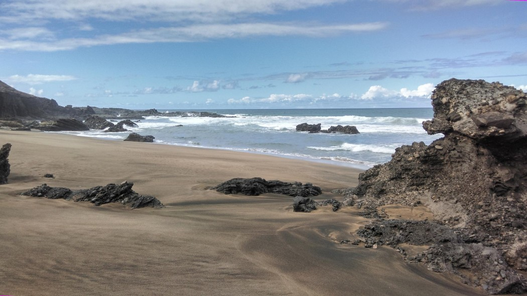 Typisch Fuerteventura: Unberührte Strände