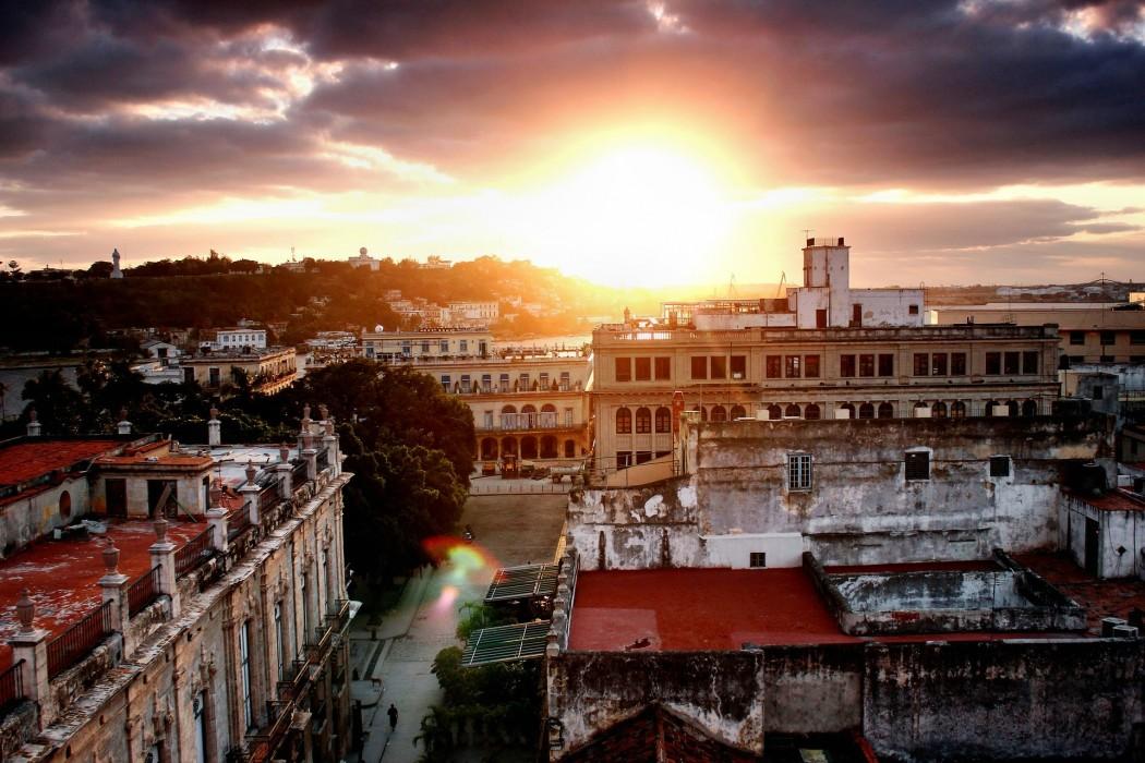 Typisch Kuba: Koloniales Museum Havanna
