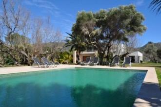VIlla de los Pinos, Mallorca - Poolblick