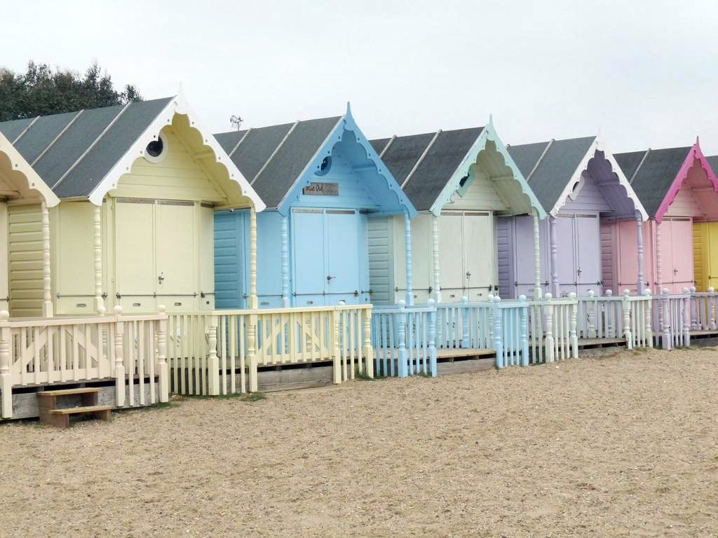 Ferienhäuser: Beachfeeling Tag und Nacht