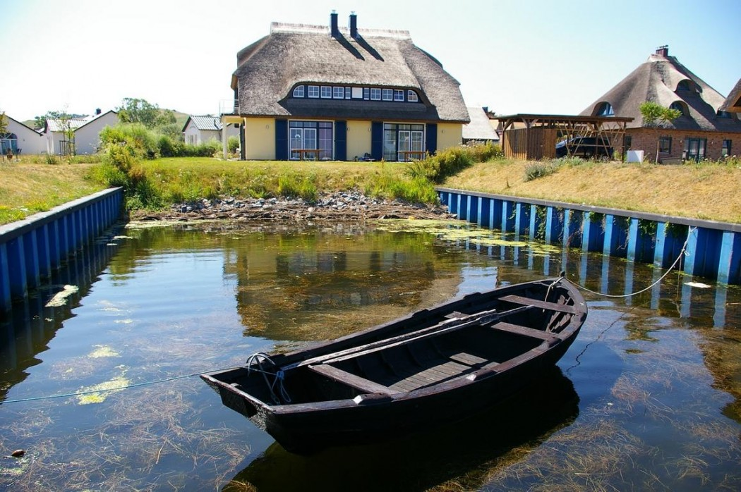Ferienhäuser: Familien-Heimat im Insel-Urlaub