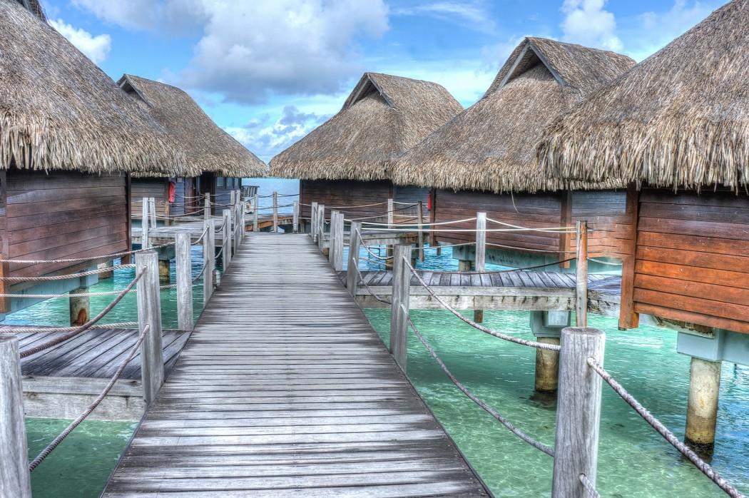 Hotels auf Inseln buchen:  Dem Alltag entfliehen