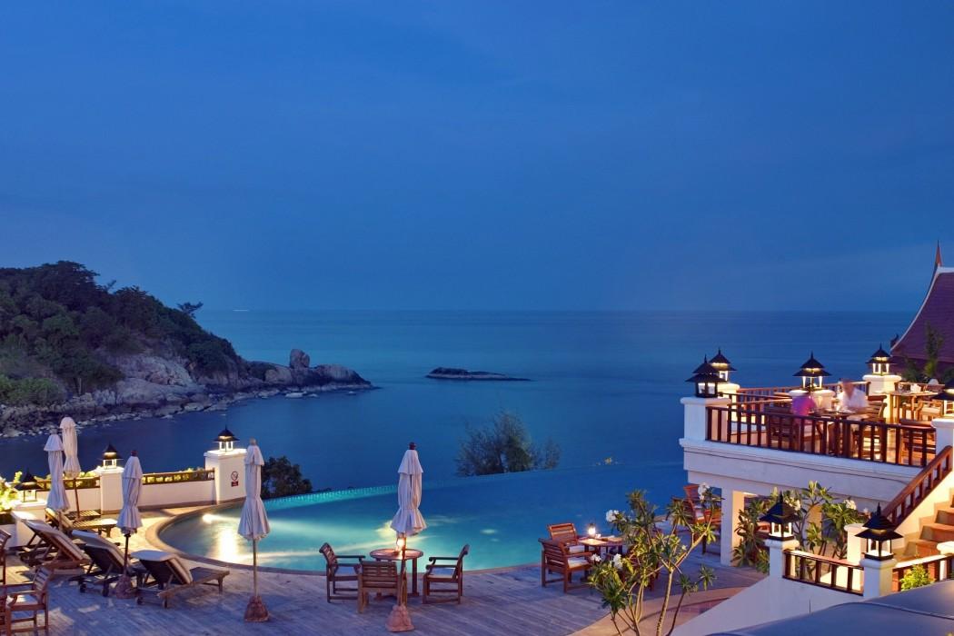 Hotels auf Inseln buchen: Atemberaubende Aussichten