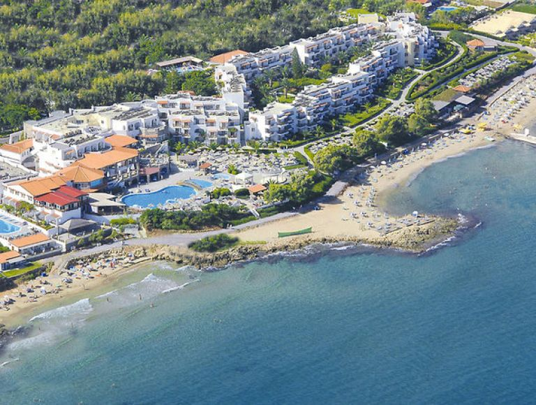 Alexander Beach Hotel And Village