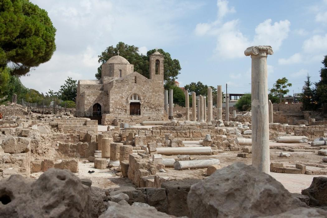 Typisch Zypern: Königsgräber und Ruinen