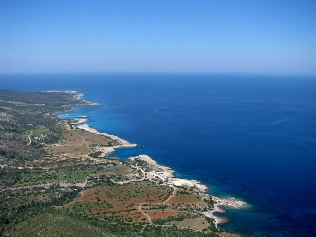Typisch Zypern: 671 Kilometer Buchten und Strände