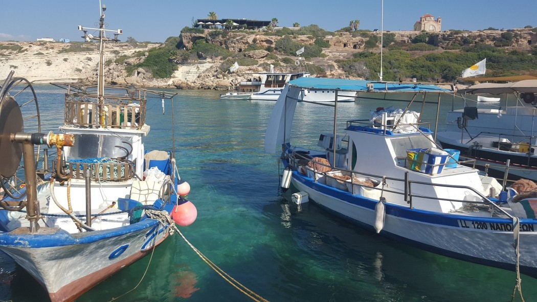 Typisch Zypern: Pittoreske Häfen