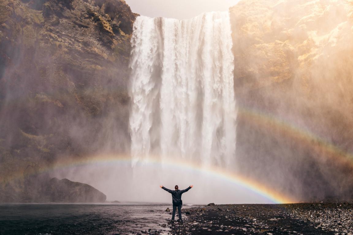 Typisch Island: Natur pur - Wasserfälle und Geysire