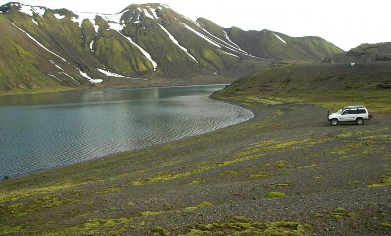Typisch Island: Auf 4x4-Touren Natur und Landschaft erkunden