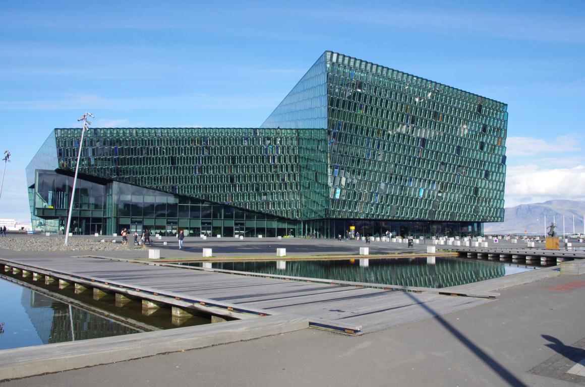 Typisch Island: Moderne Mini-Metropole Reykjavik