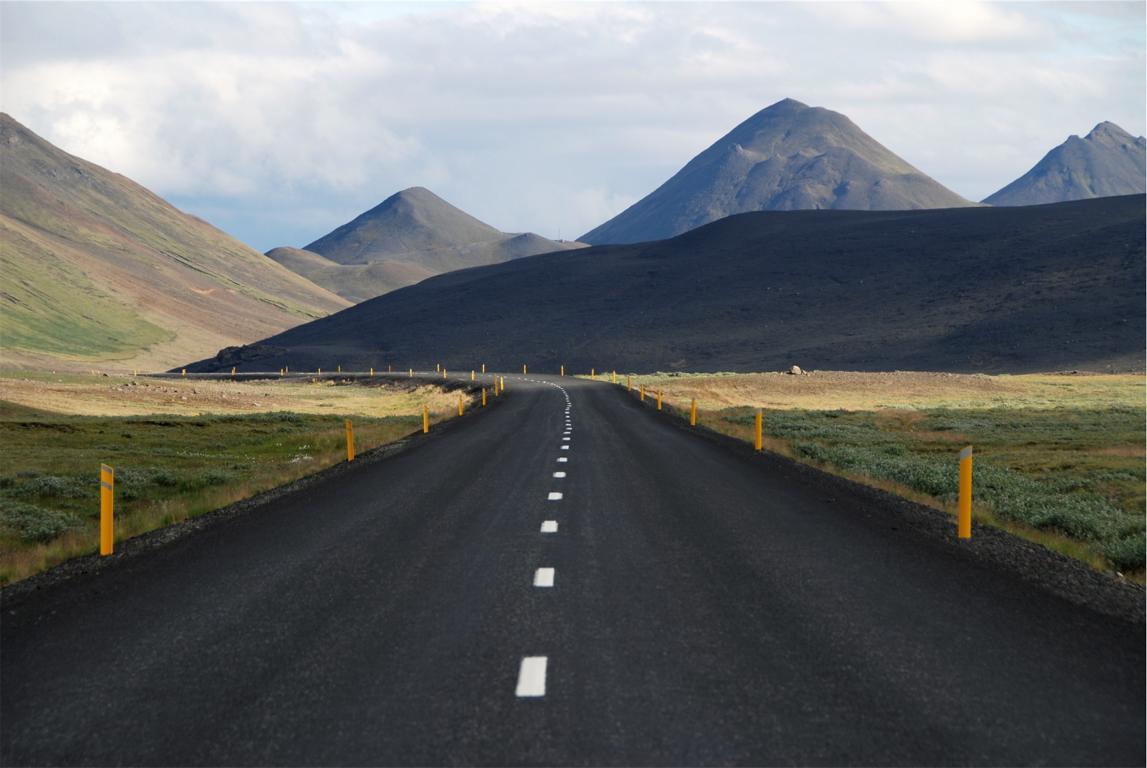 Typisch Island: Sehenswürdigkeiten an der 1.339 Kilometer langen Ringstrasse