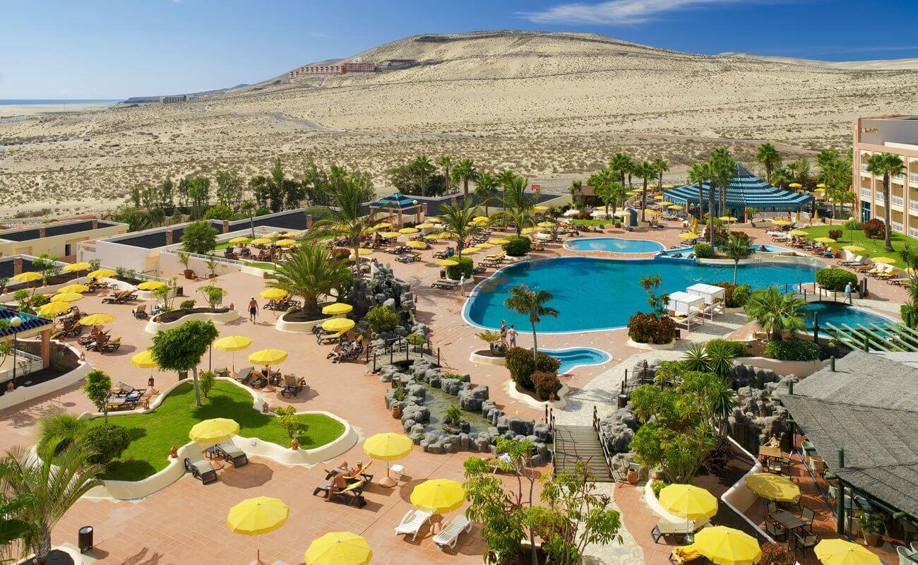 Hotel Sentido H Playa Esmeralda
