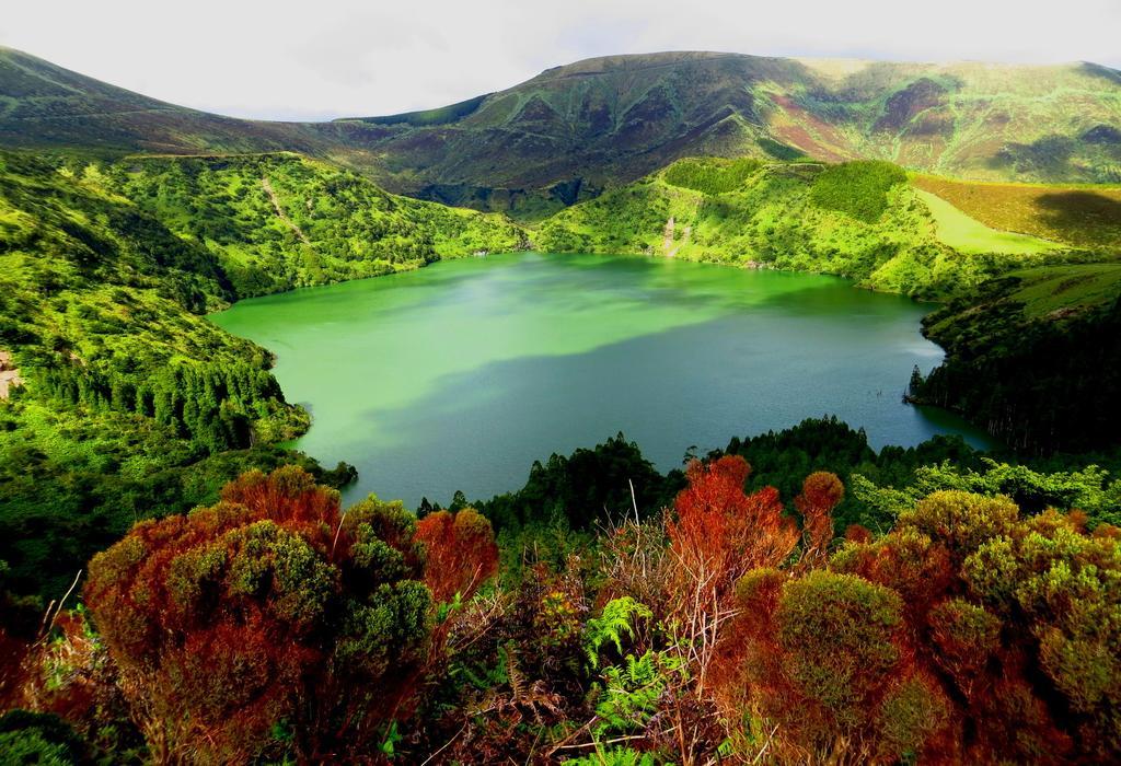 Typisch Azoren: Insel Flores