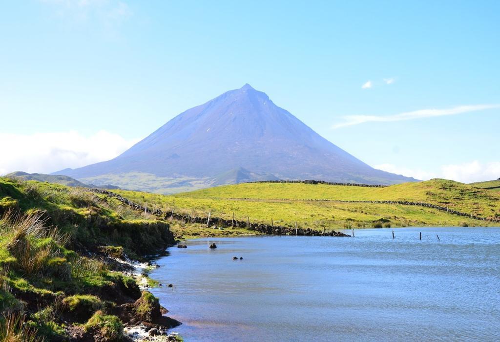 Typisch Azoren: Pico