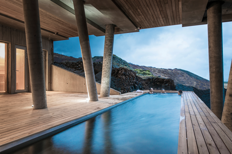 Ion luxury adventure design hotel in selfoss island for Pauschalreise designhotel